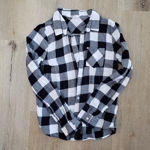 Boys H&M Button Down Shirt